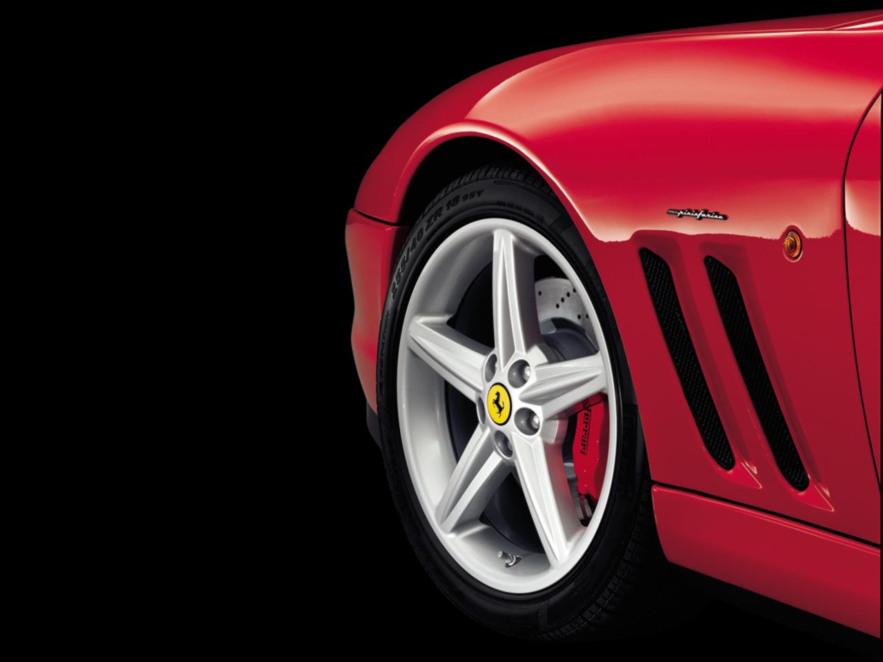 575M Maranello, wheel