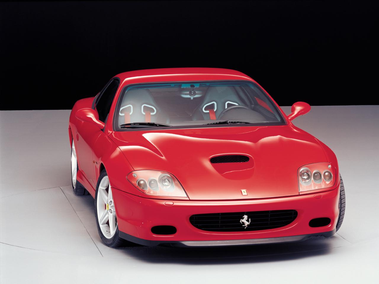 575M Maranello, front view