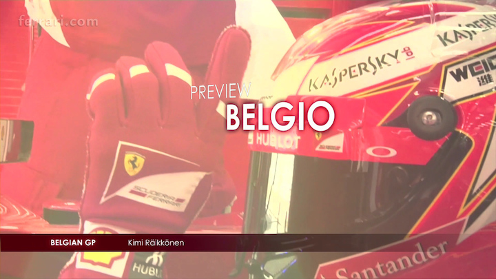 Belgian GP – Back to work