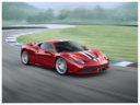 458 Speciale - front three-quarters view
