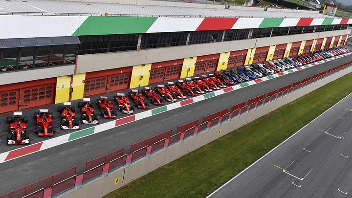 Test Days F1 Clienti-XX Programme – Mugello, 29 April – 01 May