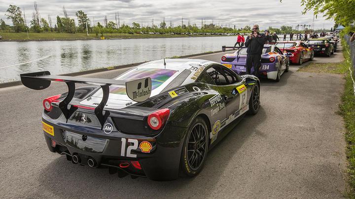 Ferrari Challenge NA, Montreal 2016