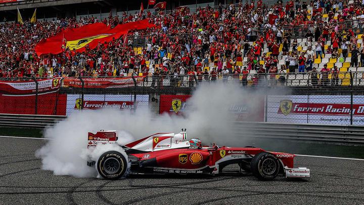 Ferrari Racing Days - Shanghai 2016