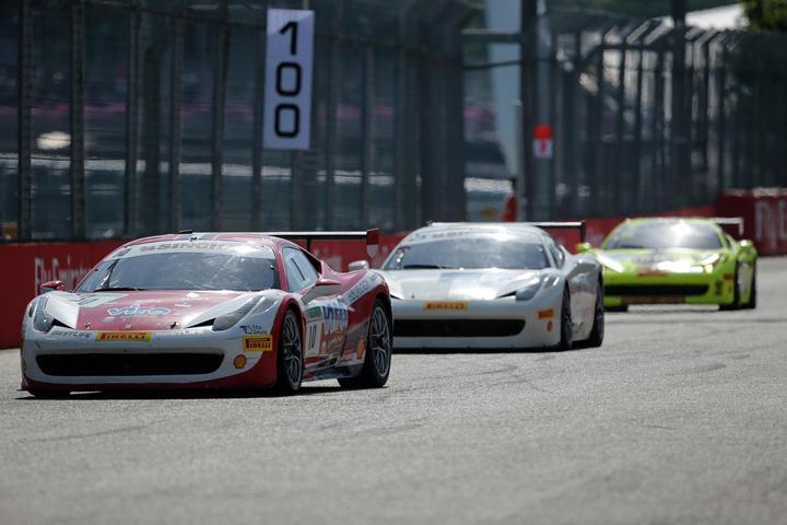 Ferrari Challenge APAC - Singapore 2016 Race 2