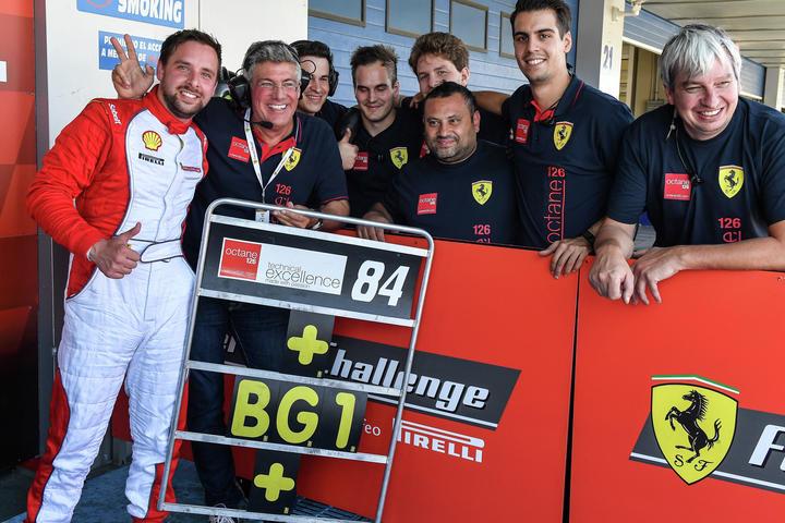 Ferrari Challenge Europe - Jerez 2016 - Race 2