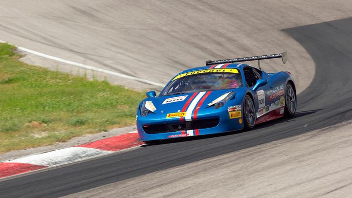 Ferrari Challenge North America - Anassis, Muzzo and Saada Win At Mosport