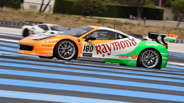 Ferrari Challenge Europe Prinoth, Grossmann and Nelson triumph in Race 2