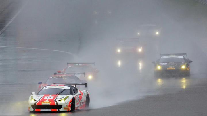 Ferrari Challenge APAC- Shanghai 2015 - Round 5, Race 1
