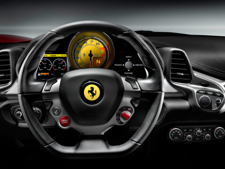 Ferrari 458 Italia Photos 5