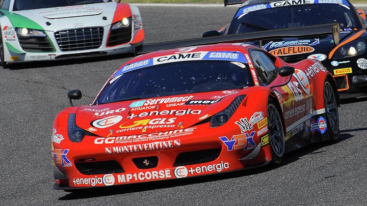 Italian GT Championship - Ferrari wins 2015 constructors title