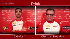 "Ferrari Challenge Europe - ""Babalus""-Hobohm: teachers and pupils"