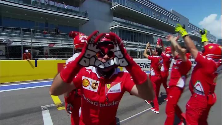 Season Review - XX F1 Clienti