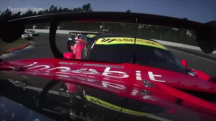 Ferrari Racing Days – Vettel delights fans in Hockenheim