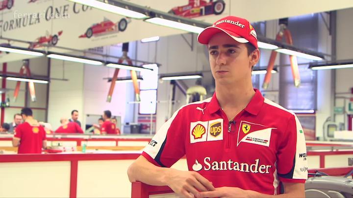 """Esteban Gutierrez: """"Voglio imparare in fretta"""""""