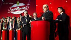 Ferrari Challenge medals awarded