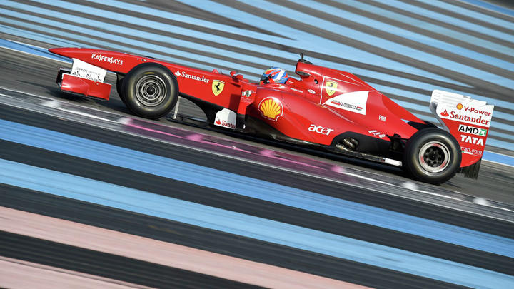Ferrari Racing Days - Green flag time for three days at the Paul Ricard