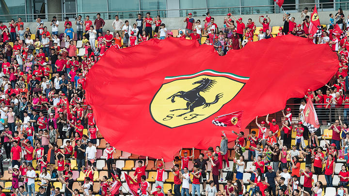 Ferrari Racing Days - Shanghai