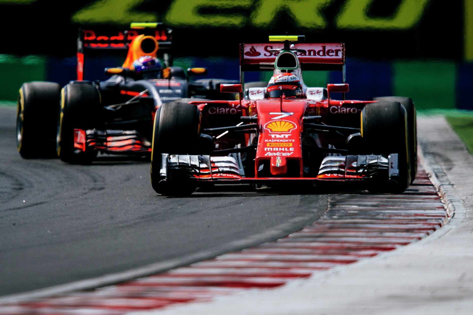 A Formula 1 szavazásán is Kimi lett a verseny legjobbja